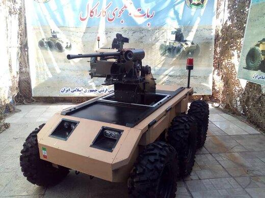 تصاویر و ویژگی های دستاوردهای جدید ارتش در حوزه نظامی و دفاعی