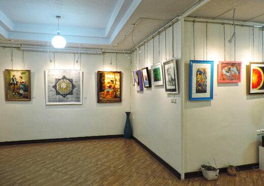 نمایشگاهی از آثار تجسمی با موضوع پاییز