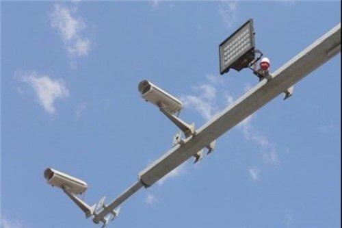 دوربینهای پلاکخوان در قزوین نصب میشود
