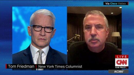 توماس فریدمن:دومین جنگ داخلی آمریکا در حال وقوع است/میترامنی:آمریکا بلاروس دیگر است
