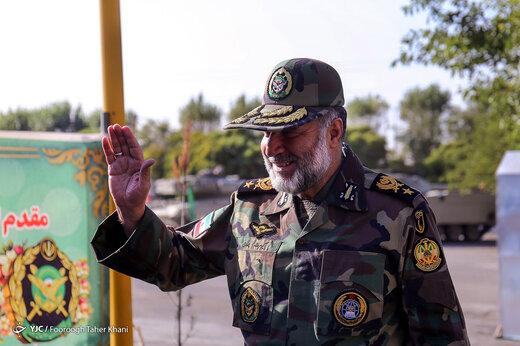 رونمایی از هفت دستاورد جدید دفاعی نیروی زمینی ارتش