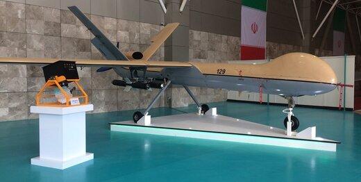 سامانه موشکی پرتاب بالستیک سپاه برای اولینبار به نمایش درآمد / رادار تصویربرداری SAR پهپاد شاهد 129 رونمایی شد