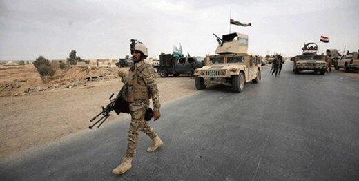 یگان قاصم الجبارین، مسئولیت حمله به کاروان آمریکایی را بر عهده گرفت/عکس