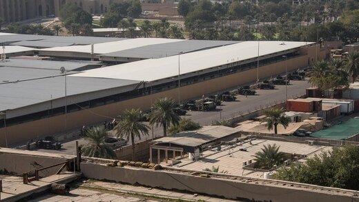 اقدامات مشکوک سفارت آمریکا در بغداد