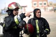 ببینید | استخدام آتش نشان خانم تا ۲ ماه آینده