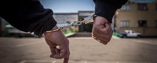 اوباش سابقهدار منطقه اسلامآباد دستگیر شد