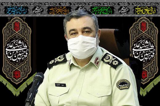 سردار اشتری: سازماندهی پلیس کشور تغییر میکند