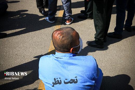 طرح دستگیری اراذل و اوباش پایتخت