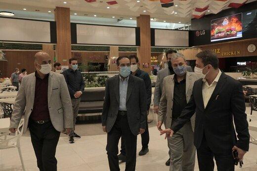 حسین انتظامی مطرح کرد: ۲۹۶ سالن سینما در حال ساخت است