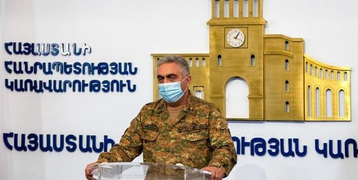 هشدار ارمنستان درباره احتمال توسل به موشک اسکندر و سوخو ۳۰