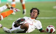 فوتبالیستی که به ناگاه چهره شد،به ناگاه محو شد
