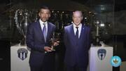 اهدای جایزه «اژدهای طلایی 2020» به سرمربی طارمی
