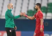 برد الدحیل مقابل تیم شجاع با سوپرگل رامین رضاییان