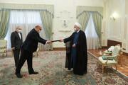 روحاني : اية الله السيستاني يضطلع بدور منقطع النظير في استقرار وامن العراق