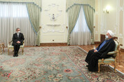Rouhani: Iran-Denmark medical center crucial in pandemic era