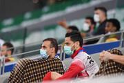 پتوی پرسپولیسیها در قطر سوژه جهانی شد/عکس
