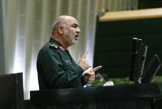 فرمانده کل سپاه: دفاع مقدس یک جنگ جهانی علیه ایران بود / دشمن امروز به درون خانههای ما حمله کرده است