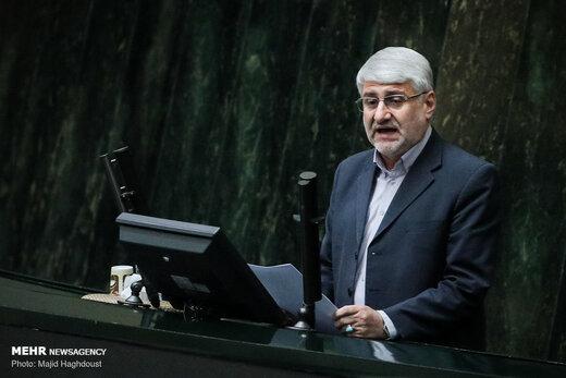 نماینده تبریز: کار رزمحسینی وارد کردن دستگاههای دستدوم به کشور بوده است
