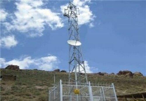توسعه پوشش تلفن همراه دو روستای استان یزد