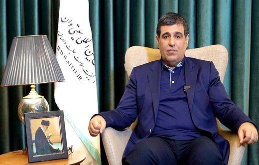 تبریک دکتر ملکزاده به مناسبت فرارسیدن هفته گردشگری