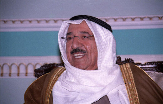 تصاویر آرشیوی ایرنا از امیر کویت