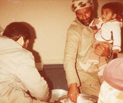 داستان جوانمردی قصاب که با دوازده گلوله به شهادت رسید + تصاویر