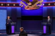 اولین واکنش ترامپ به مناظره دیشب با جو بایدن