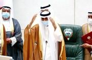 امیر جدید کویت ادای سوگند کرد