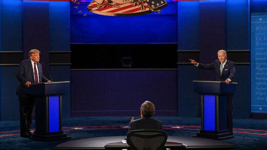 در اولین مناظره بایدن و ترامپ چه گذشت؟