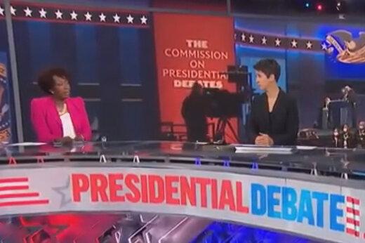 ببینید   انتقاد تند کارشناس شبکه MSNBC از اولین مناظره جنجالی ترامپ و بایدن