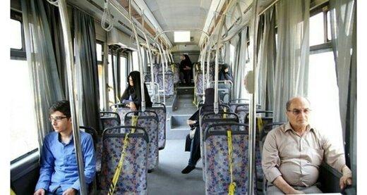 کرونا استفاده از ناوگان حملونقل عمومی در تبریز را کاهش داد