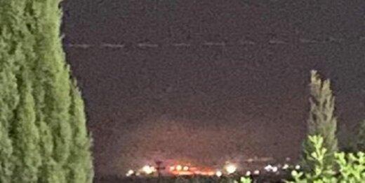 حمله راکتی به پایگاه نظامیان آمریکا در عراق