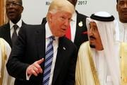 صدور حکم اعدام ترامپ و شاه سعودی