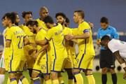اشک مدیر النصر پس از شکست مقابل پرسپولیس/عکس