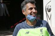 کریخوانی پینگ پنگی عادل فردوسیپور برای جواد نکونام