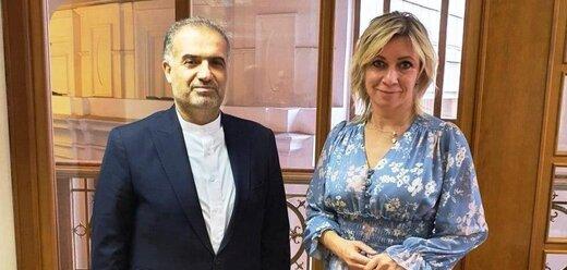 در دیدار جلالی با سخنگوی وزارت خارجه روسیه چه گذشت؟