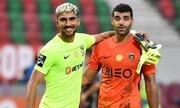 ملاقات  سه پرسپولیسی در استادیو دو دراگو