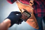 ببینید | شگرد عجیب دزدان برای سرقت گوشی