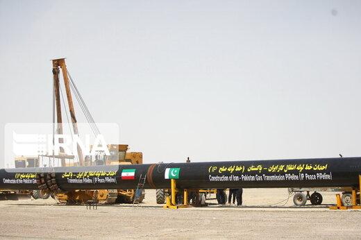 مانع رسیدن گاز ایران به پاکستان
