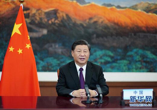 رهبر چین: پکن در بهبود محیط زیست جهان دارای سهم است