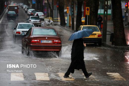 هشدار هواشناسی درباره رگبار و تندباد در ۱۷ استان کشور