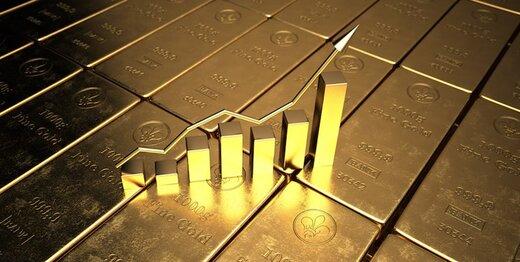 جهش دوباره قیمت طلا