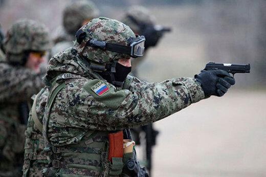 ببینید   تمرینات نیرویهای ویژه روسی اسپتناز