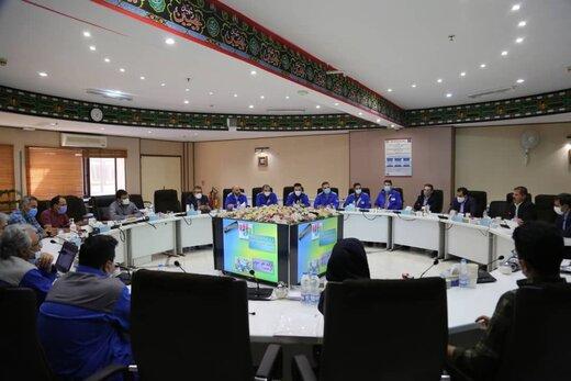 برگزاری نشست مشترک سازندگان زنجیره تامین ایران خودرو و نمایندگان بانک تجارت