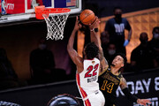 دومین برد جیمز و لیکرز در فینال NBA