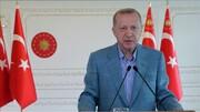 اردوغان: اجازه ایجاد کریدور ترور را ندادیم
