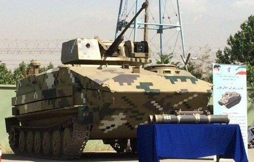 سلاح مرگبار سپاه که قدرت ایران در جنگ نظامی را بالا می برد /رقابت رعد ۲ با نمونه های پیشرفته جهانی +تصاویر