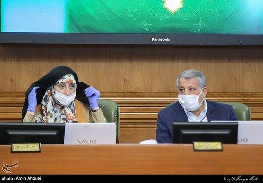 چند نفر در شورای شهر تهران به کرونا مبتلا هستند؟