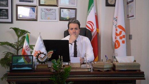 سیدمحمدهادی طلوعی؛ یکی از کارآفرین های برتر کشور در سال ۹۷