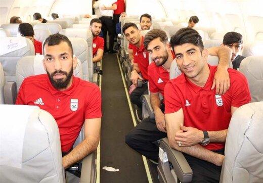 هزینه سفرهای خارجی تیم ملی فاش شد